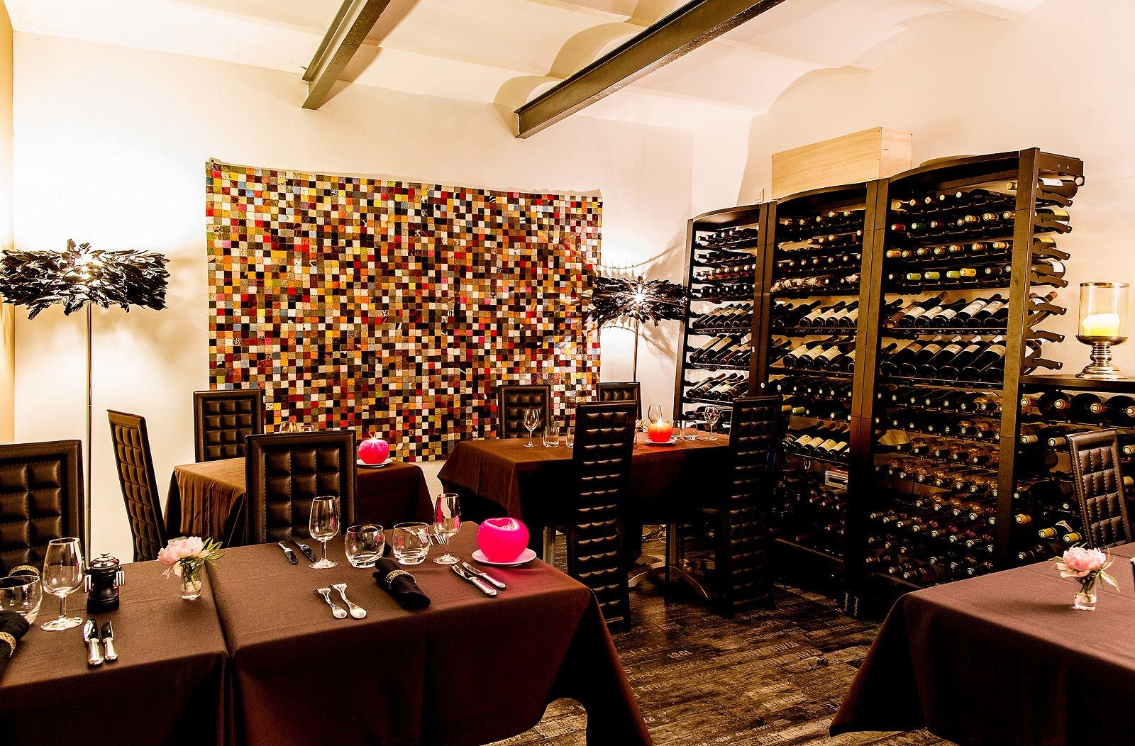 Restaurant Cave De Max <br>CAP D´AIL Frankrig