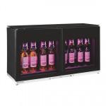 EuroCave Wine Bar-pink farve lys