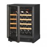 EuroCave V/S059 lavt vinskab med fuld glasdør